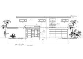 Mc Nerney Floor Plan-Model